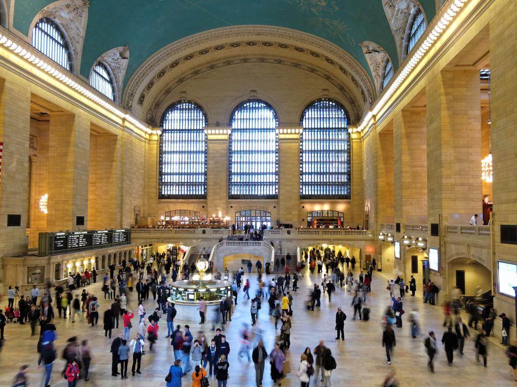 Hall Grand central