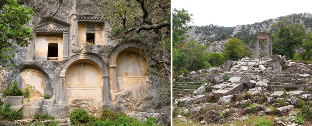 Termessos-tombes-7