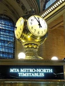 Horloge grand central