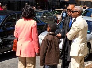 Harlem famille