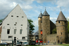 Le LIMBOURG province des Pays-bas