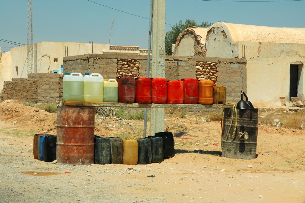 station desert tunisie