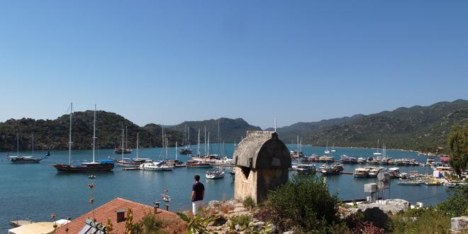 ANTALYA et la côte Lycienne Turque