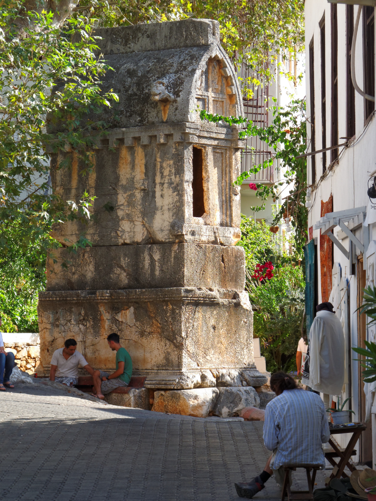 Kas-Sarcophage royal