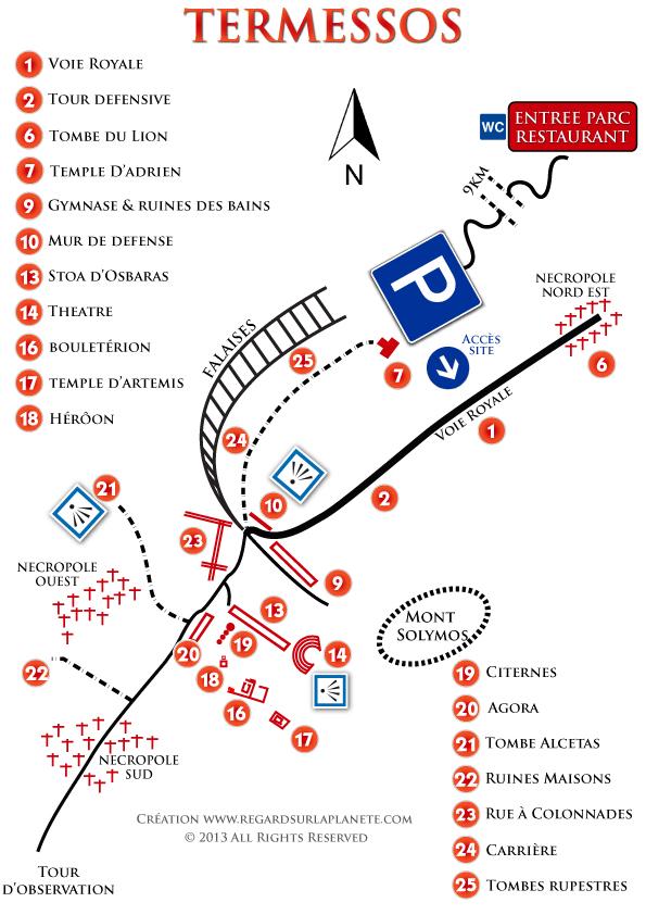 Termessos-plan-map