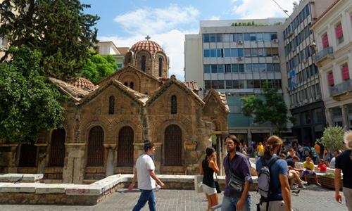 église kapnikareas