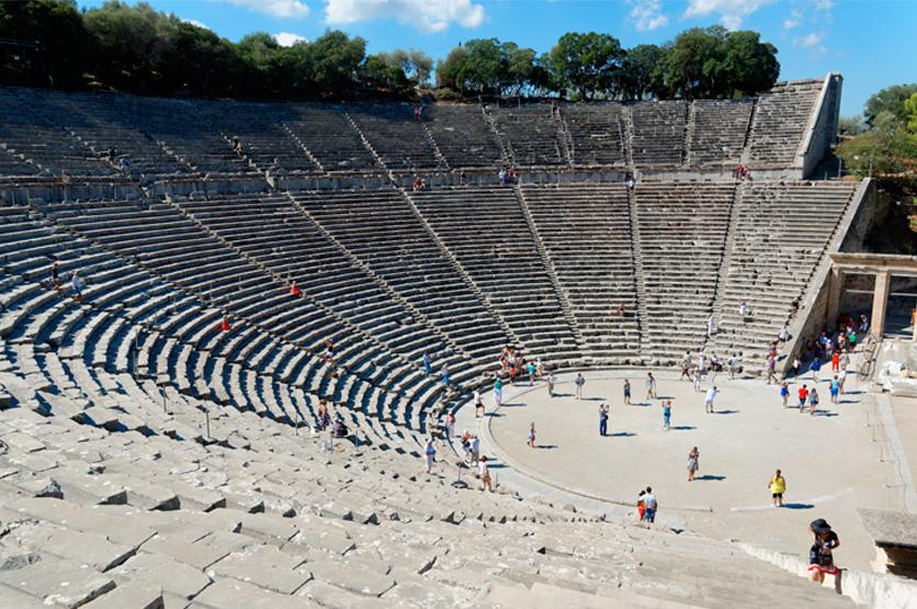 Theatre d'Epidaure