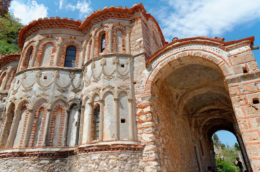 Monastère de Mistra