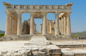 Temple d'Aphaia