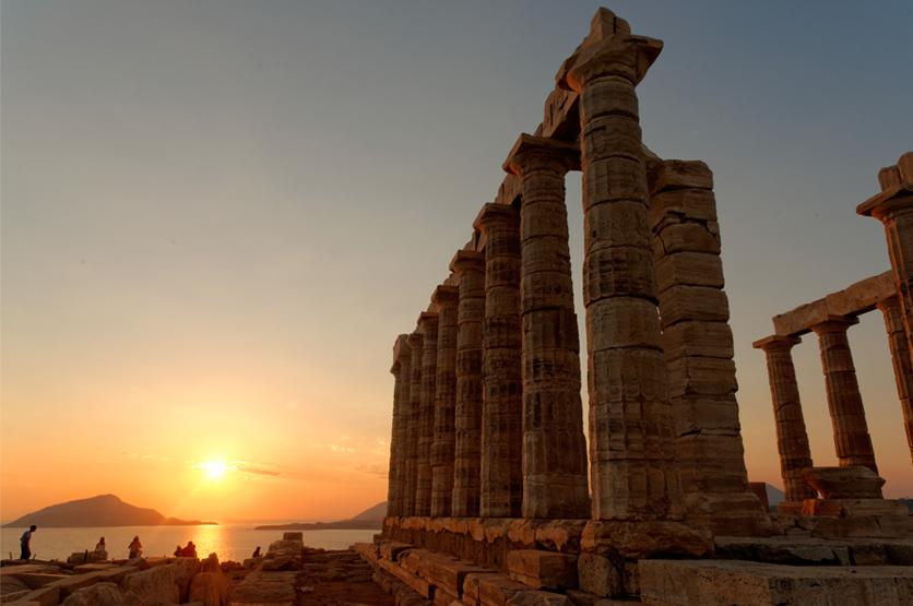 Temple de Poséidon