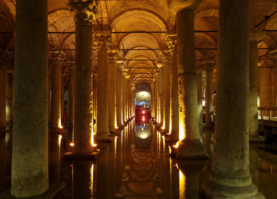 La Basilique Bizantine