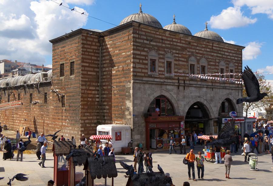 Le Bazar Egyptien d'Istanbul