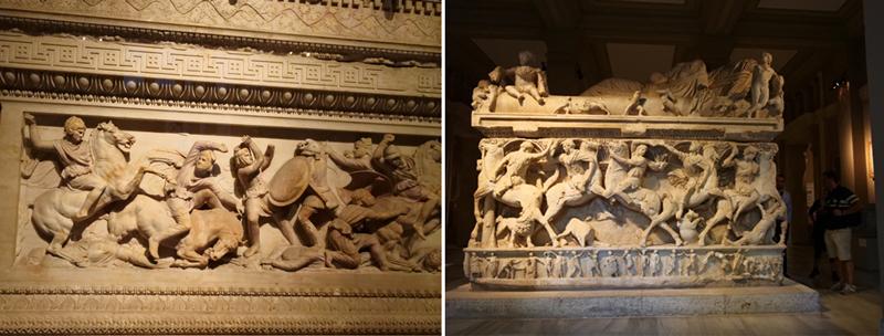 Sculpture musée archéologique