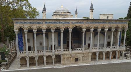 Le musée archéologique d'Istanbul