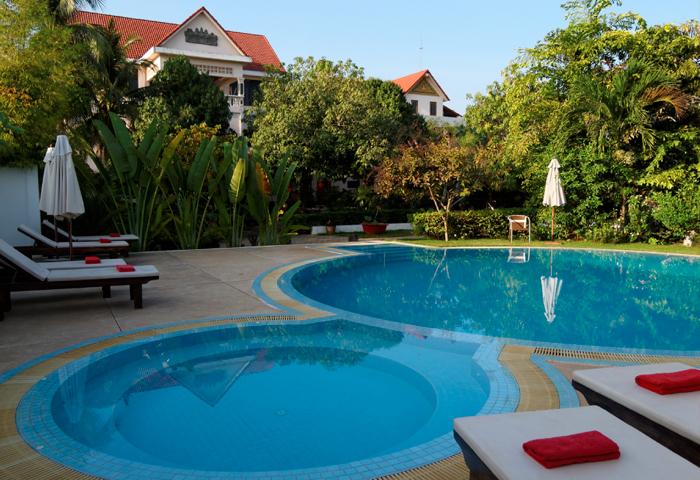Les bambous hotel