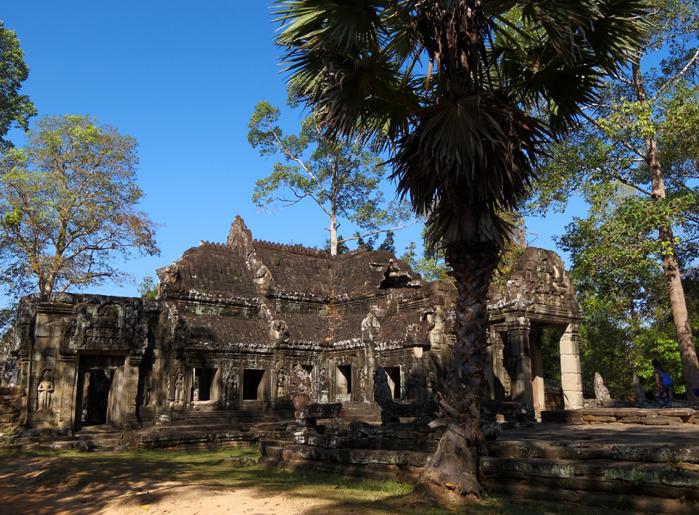 cambodge-angkor-Banteay-Kdei