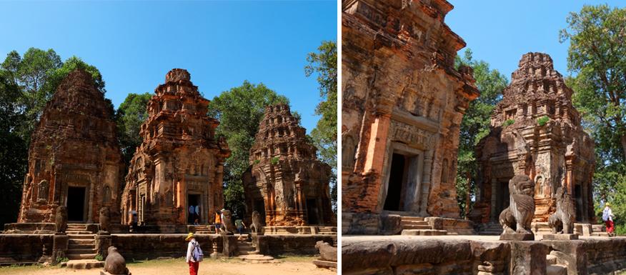 cambodge-angkor-Preah-Ko