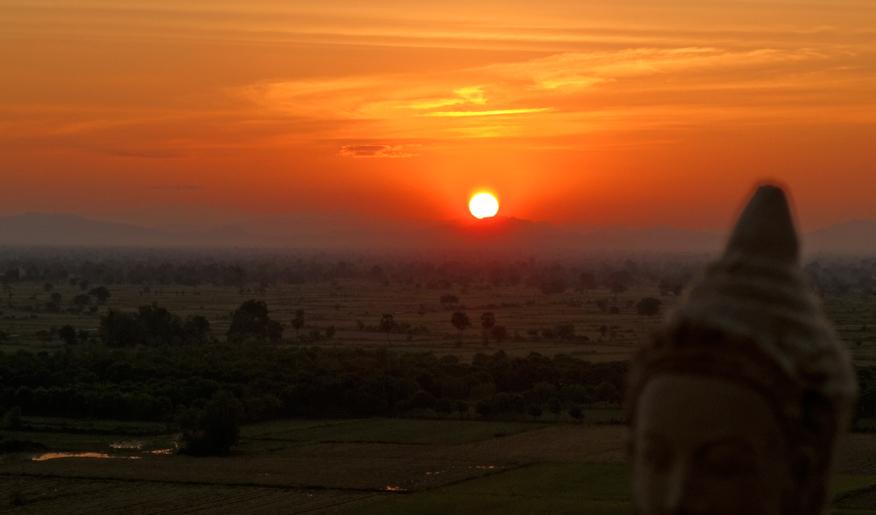 cambodge-battambang-sunset