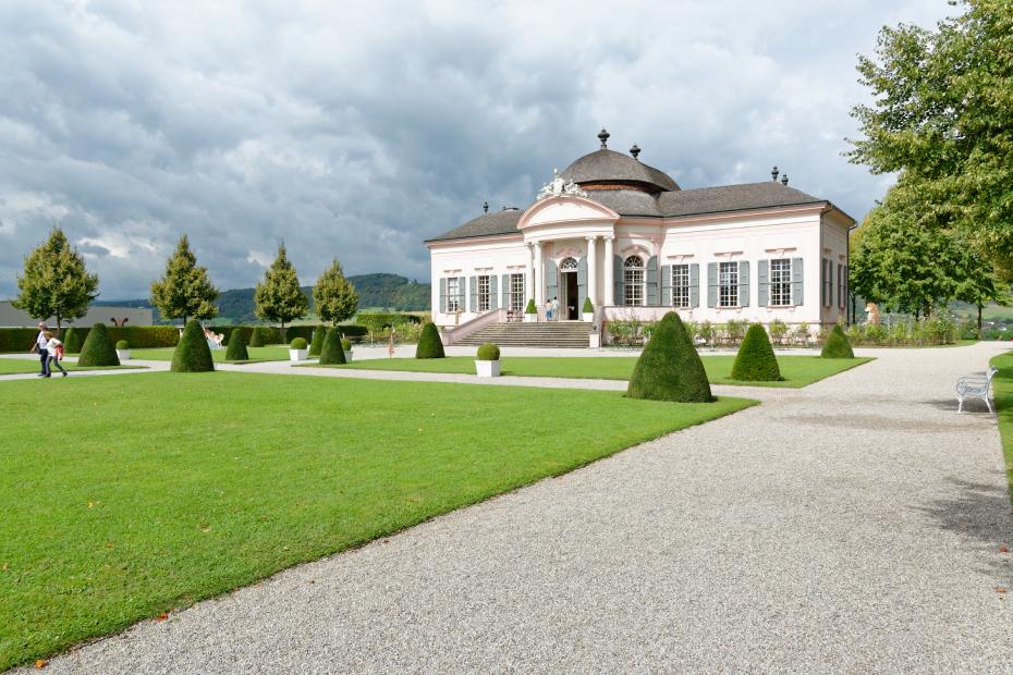 Abbaye-de-Melk-Jardins