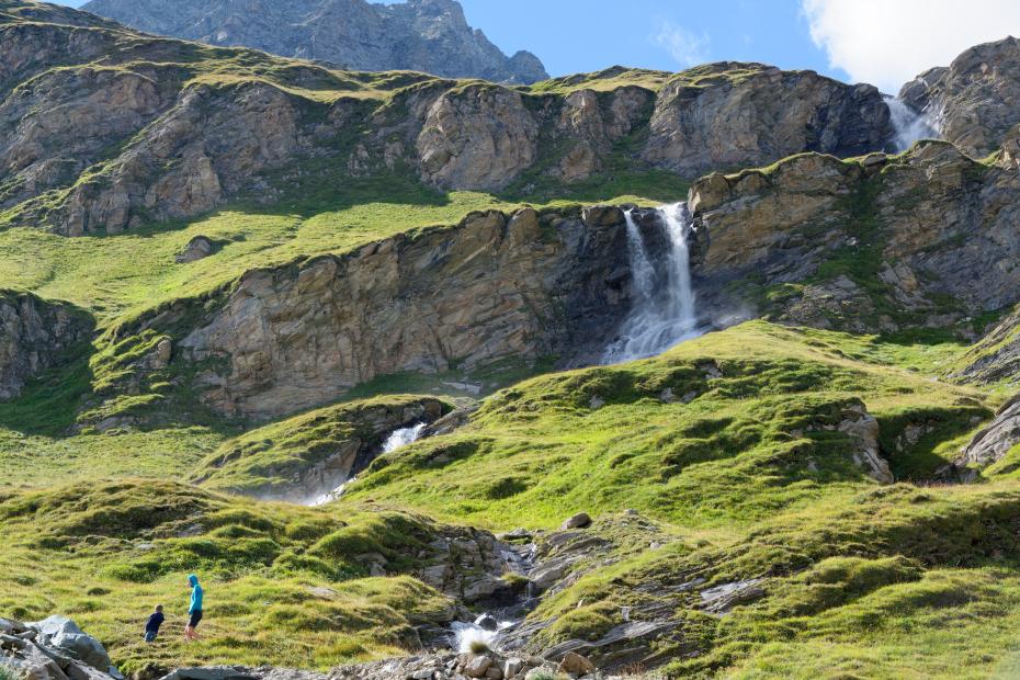 GROSSGLOCKNER-Cascades