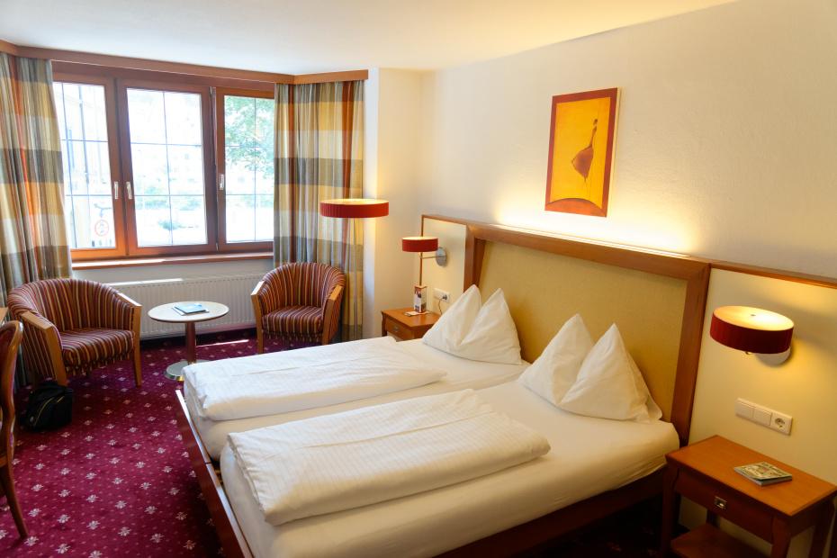Innsbruck-hotel