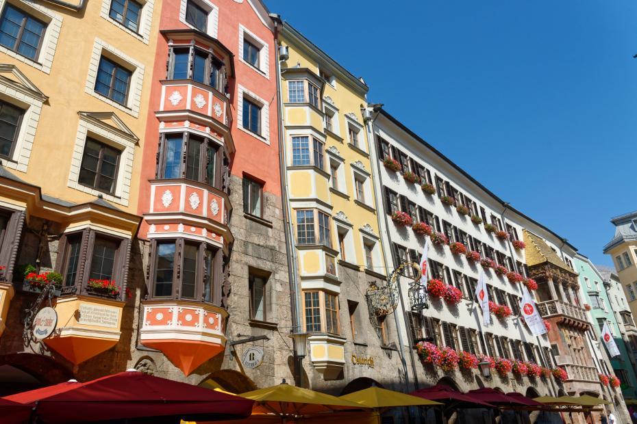 Innsbruck-toit-or