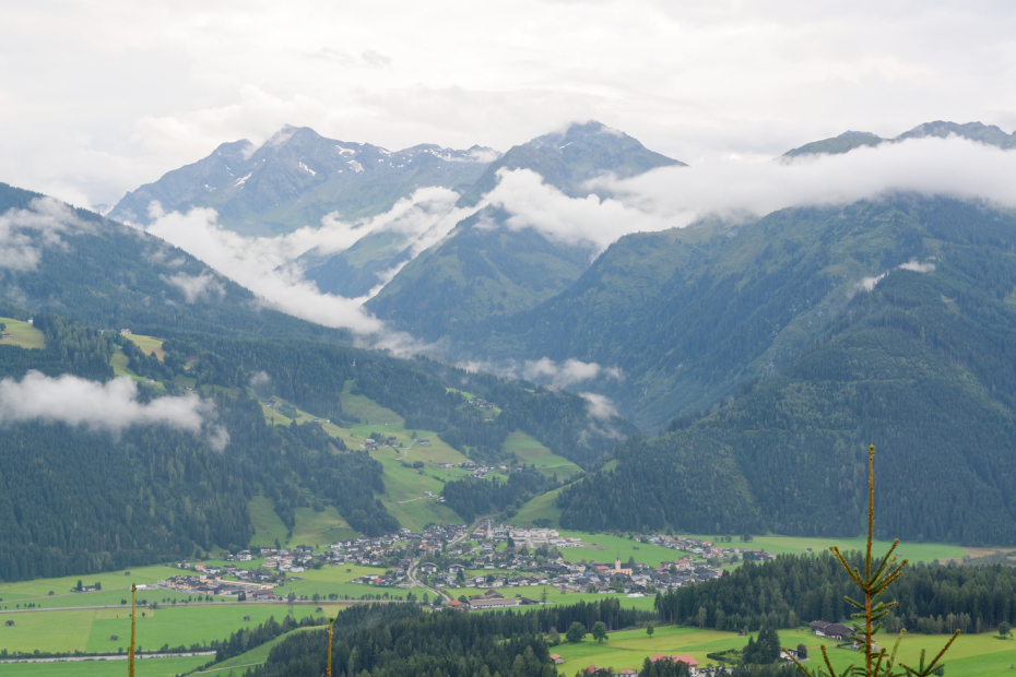 Kitzbuhel-panorama