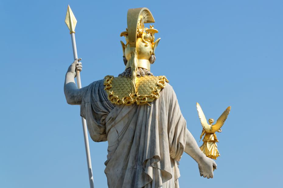 Vienne-Parlement-statue