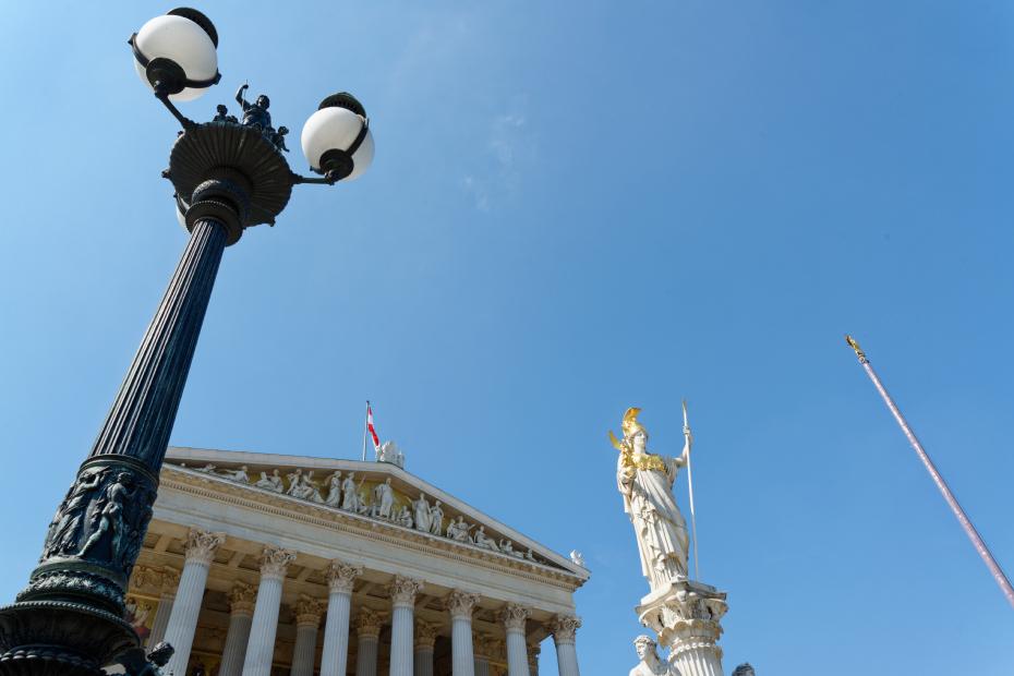 Vienne-Parlement