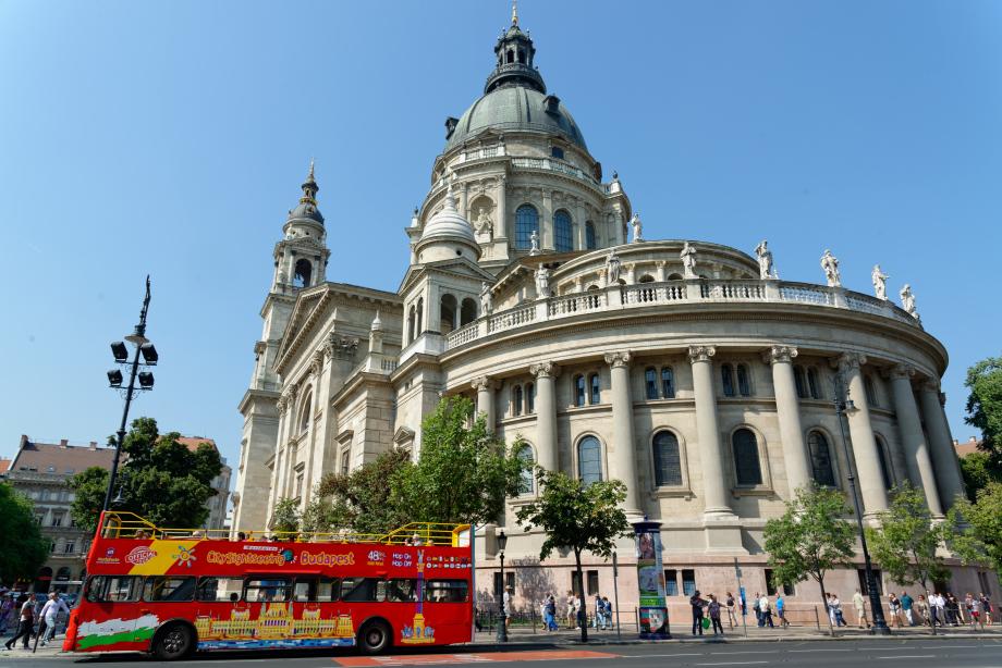 Basilique de Budapest