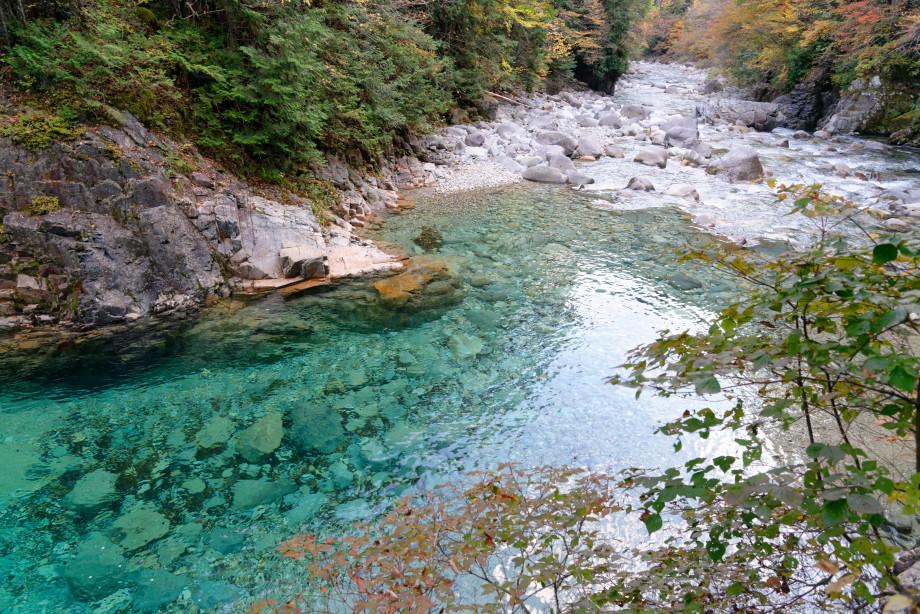 Gorges de Adera Keikoku