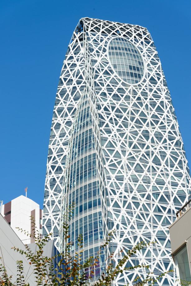 Gakuen Cocoon Tower à Tokyo