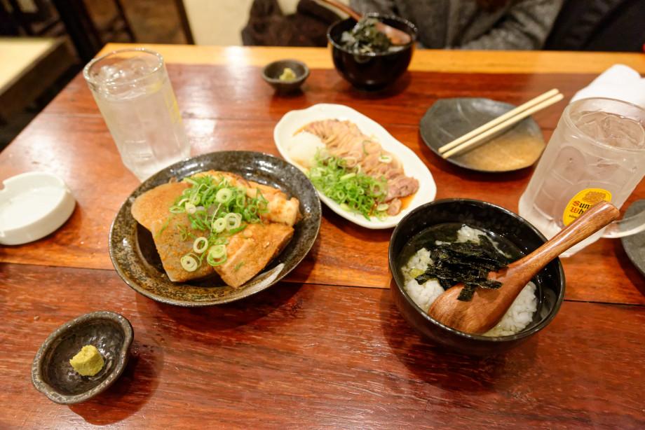Restaurant Gassai à Himeji