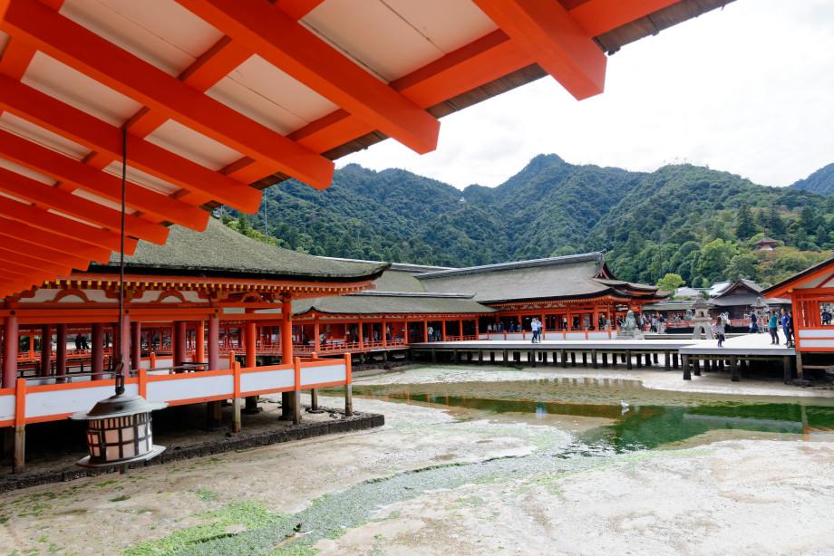 Sancturaire d'Itsukushima