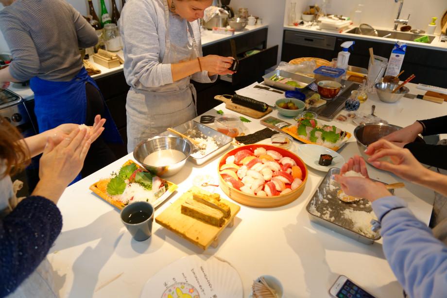 Cours de cuisine à Shimo-Kitazawa