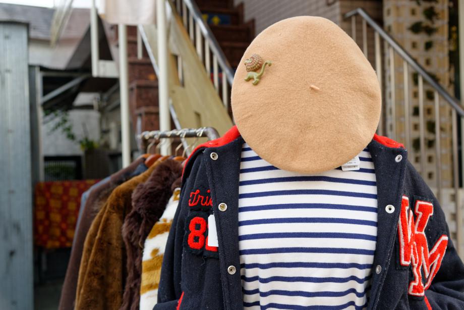 Habit vintage à Shimo-Kitazawa