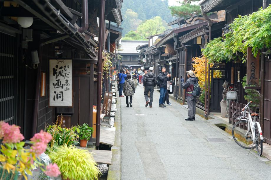 Rue historique de Takayama